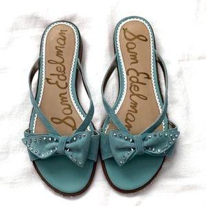 SAM EDELMAN Dariel Sandals with Studs